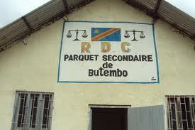 Façade principale du parquet secondaire de Butembo (Ph. Radio Moto)