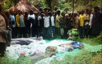 La présence du président #Kabila à Beni n'empêche pas les tueurs d'opérer.