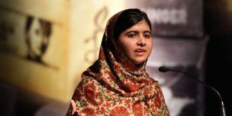 La militante pakistanaise Malala Yousafzai (Ph. AFP)