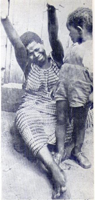 """""""Après la mort de patrice, le ciel devint noir..."""" - Pauline Lumumba"""