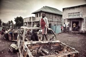 Goma - Jouer avec la guerre