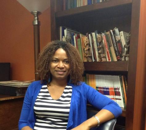 Soraya Aziz Souleymane, Spécialiste des questions minières et de développement. (Ph. Tiers)