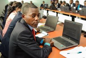 Jeune Administrateur civil de l'ENA-RDC