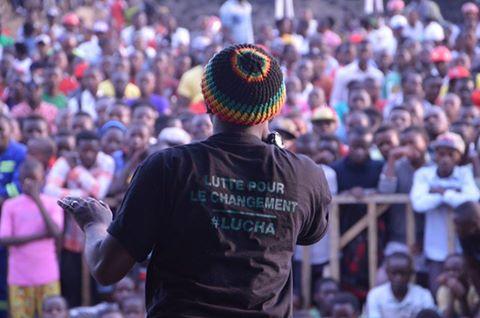 Goma : Un militant de Lucha détenu par les services de renseignements militaires pour une affaire de T-Shirts