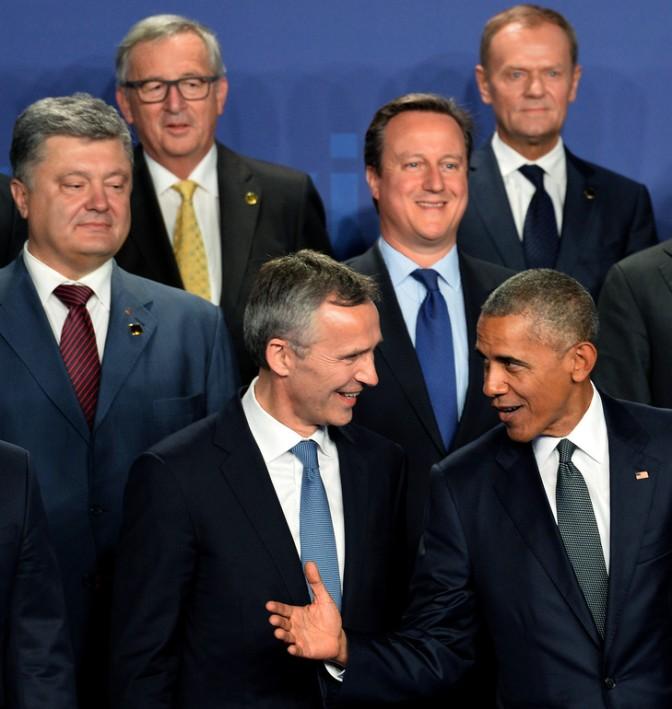 L'OTAN appelle au maintien des sanctions économiques contre la Russie