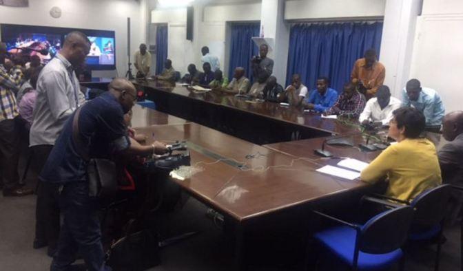 La MONUSCO réitère son soutien à l'Accord du 31 décembre